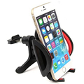 New Universal Car Air Vent Air-vent Mount Cradle Phone Holder Stand Soporte Movil for iPhone 5 5s 6 6 plus Samsung Galaxy S5 S6