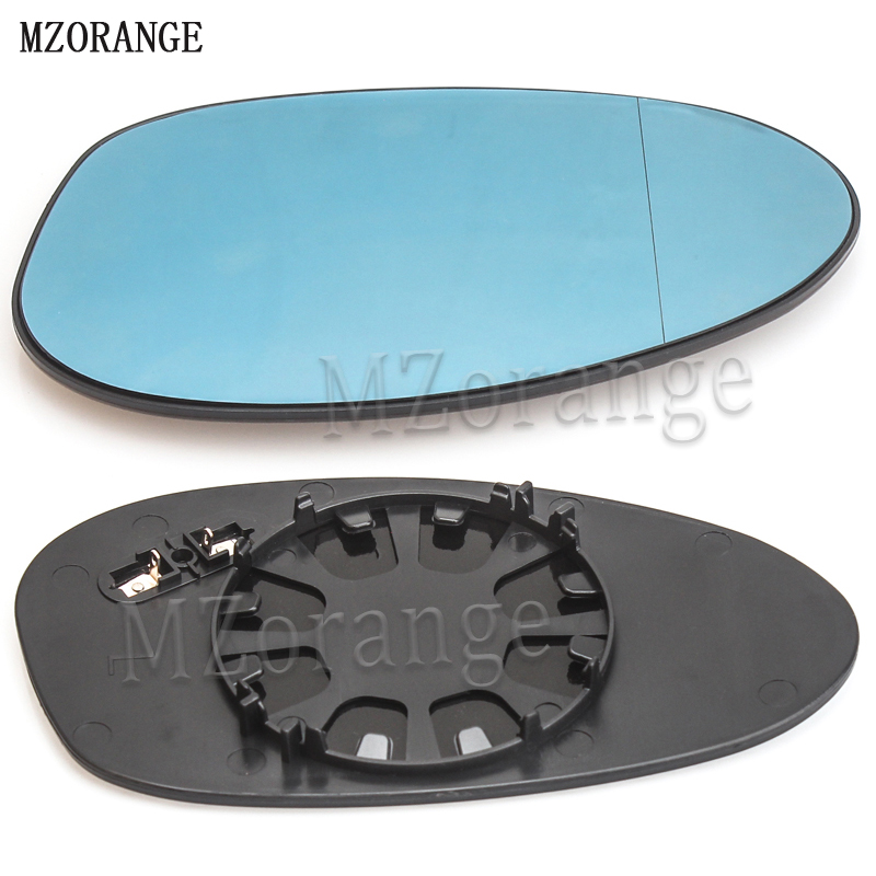 MZORANGE For <font><b>BMW</b></font> E90 E92 E91 E93 Car Rearview Heated Wing Mirror Glass For <font><b>E82</b></font> E88 E86 E85 Z4 320i 328i 335i 330i 323i <font><b>135i</b></font> 138i image