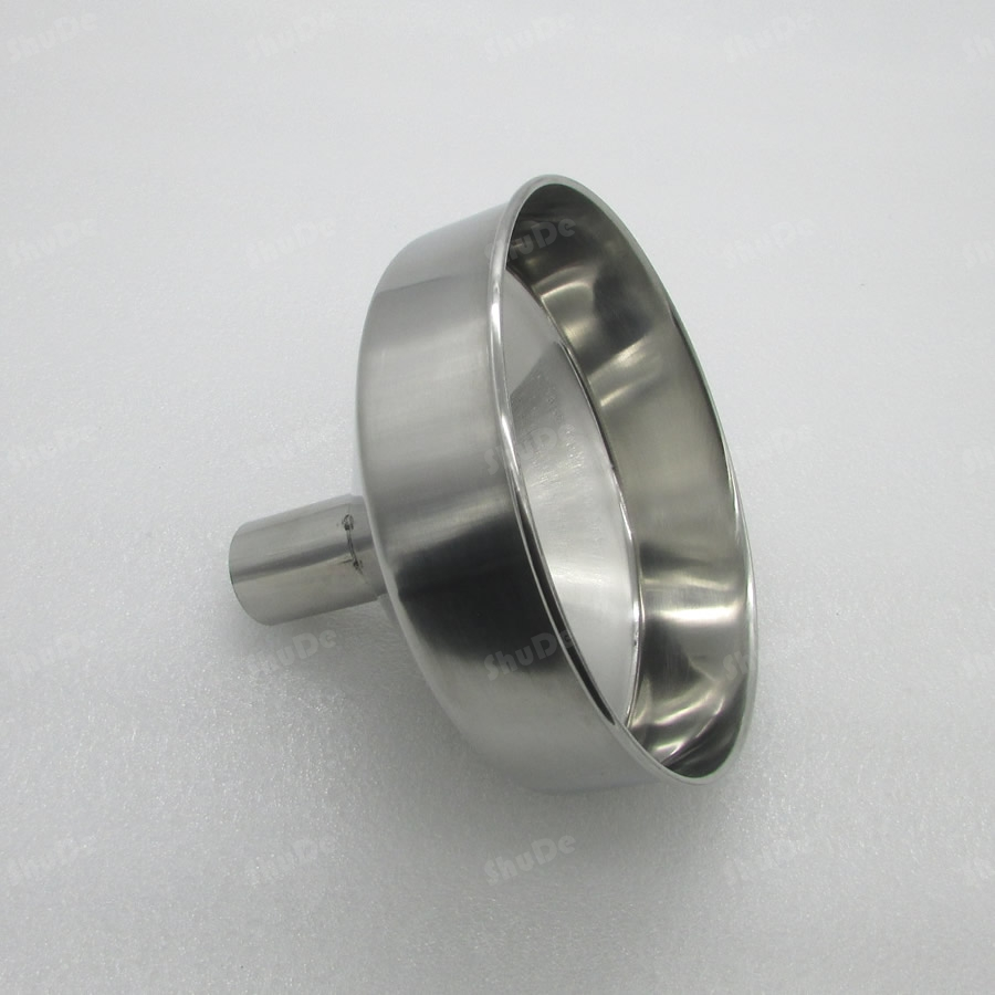 Funnel Stainless Steel Extra large stainless steel funnel Large diameter stainless steel funnel 18 CM 24 CM 28 cm