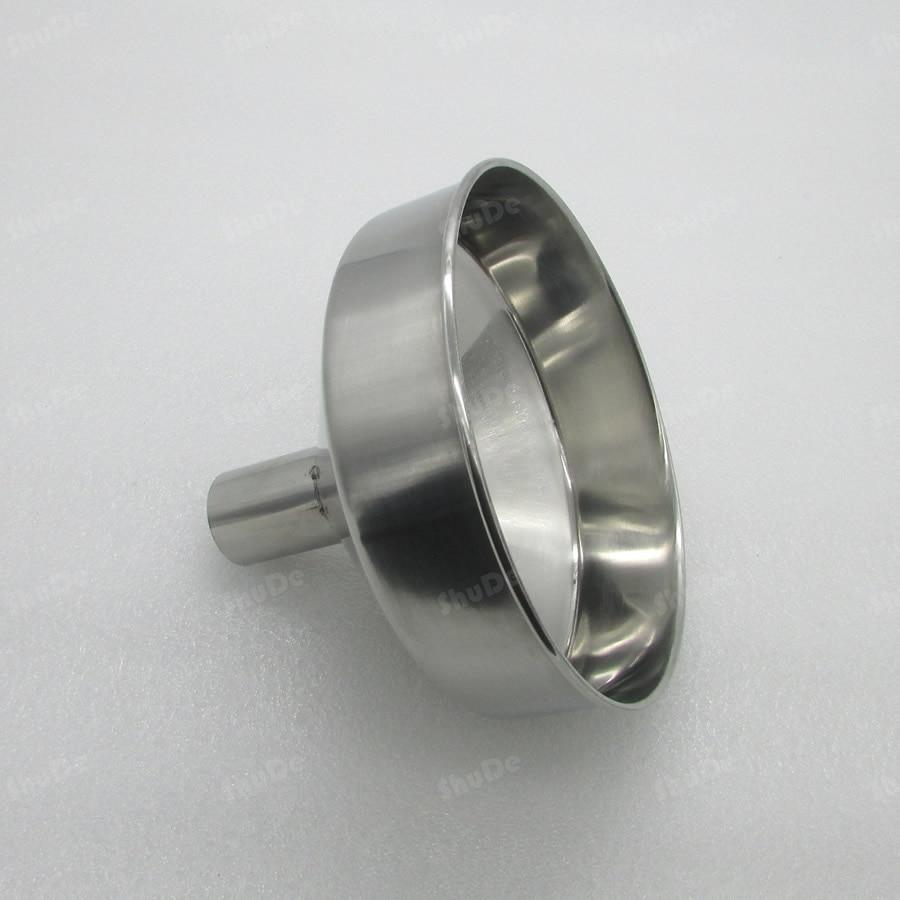 Embudo de acero inoxidable Embudo de acero inoxidable extra grande Embudo de acero inoxidable de gran diámetro 18 CM 24 CM 28 cm
