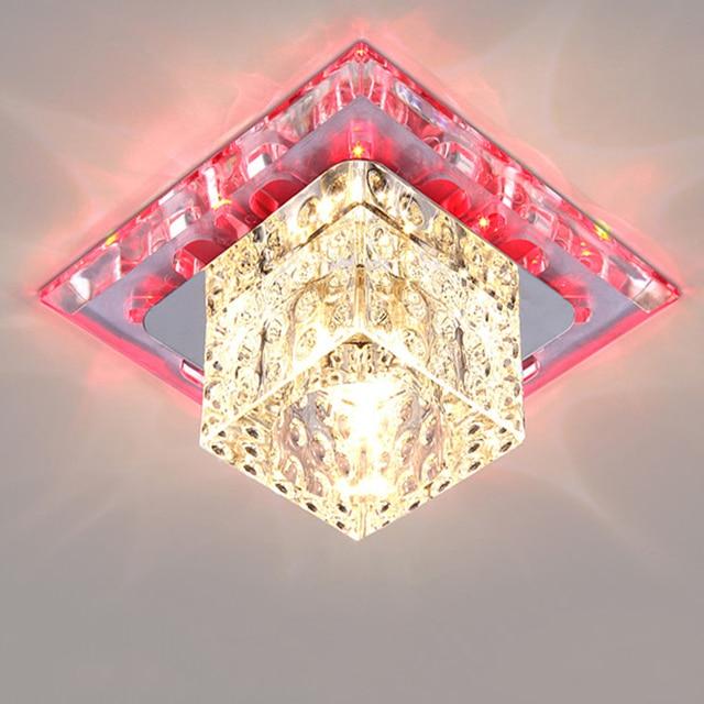 Home Lighting Living Room LED Spotlight 110V 220V Crystal Led ...