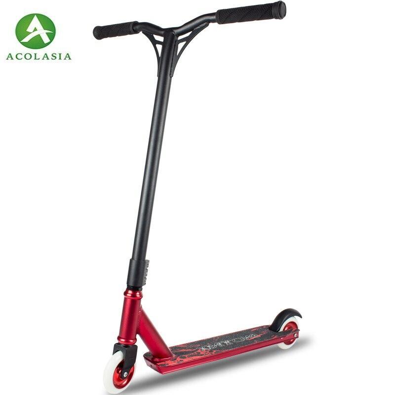 Personnalisation limitée portante forte de cascadeur de compétition de scooter adulte de haute intensité de scooter concurrentiel professionnel