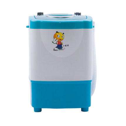 Freeshipping 150w Power Washer Can Wash 3.0kg Clothes+3.0kg Dryer Single Tub Top Loading Wahser&dryer Automatic