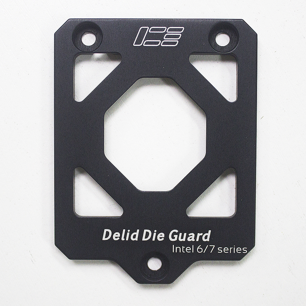 Open Cover Protector Delid ICE CPU Opener Die Guard For LGA115X Series For <font><b>Intel</b></font> CPU 6 7 8 Series CPU 6700K <font><b>7700K</b></font> 8700K <font><b>7700K</b></font> image