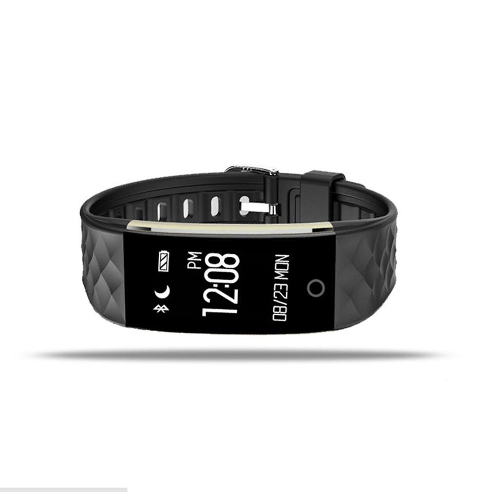 S2 Sport Smart Bracelet Heart Rate Monitor Waterproof IP67 Fitness Bracelet Tracker Smart Wristband Bluetooth For Android 3