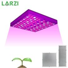 Светодиодный светильник для выращивания 25 Вт, 45 Вт, AC85-265V, полный спектр, светильник для растений, s панельная лампа, Фито для гидропоники, цветов, овощей