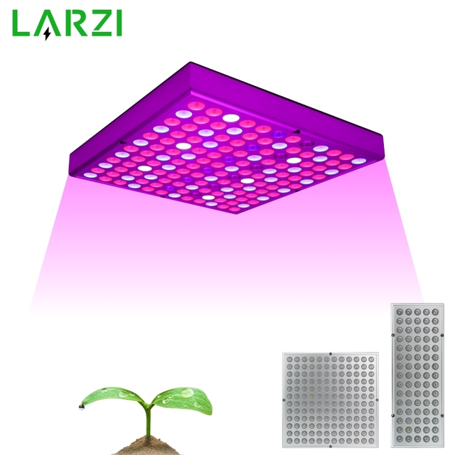 Growing Lamps LED Grow Light 25W 45W AC85 265V Full Spectrum Plant Lights Panel Lamp Phyto For Hydroponics Flowers Vegetables