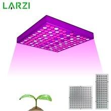 Lámparas LED de cultivo para plantas de espectro completo, 25W, 45W, AC85 265V, Panel de luces, Fito para flores hidropónicas y verduras