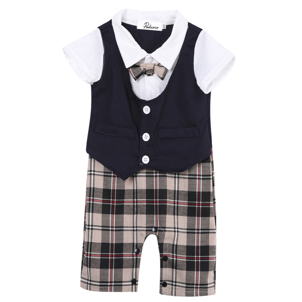Newborn BABYGROW Baby Boy Clothes New Christening Formal
