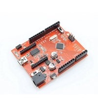Crowduino With ATMega 328 V1 1 For Arduino Duemilanuve S Features Wirelwss Programming Shield DIY Kit