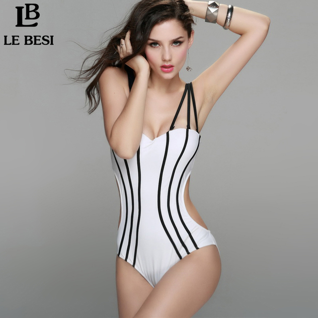 LE BESI New Summer Sexy Style One Piece Swimsuit