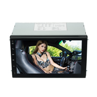 Android 5 1 1GB RAM 1024 600 Car GPS 2Din Radio Universal Car Stereo Player With
