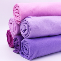 CMCYILING фиолетовый серии мягкого фетра ремесло полиэстер нетканых чувствовал ткани для Diy украшения Скрапбукинг игрушки вещи кожи 0,5 м