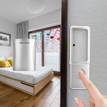 door bell  Portable Wireless Door Bell Home High Volume Remote Control Call Receiver waterproof no battery