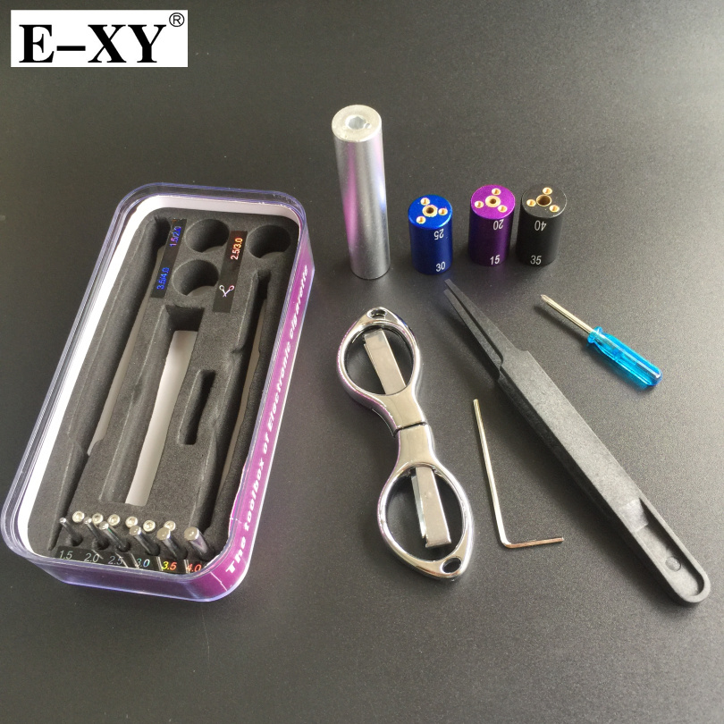 E-XY New Magic Stick CW Coiling Kit 6 Size in 1 Coil Jig Coiler Heating Wire Wick Tool For DIY RDA RBA Atomizer mod