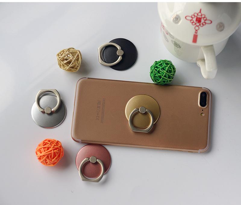 360 Stopni Palec Serdeczny Mobile Phone Smartphone Uchwyt Stojak Na iPhone 7 plus Samsung HUAWEI Smart Phone IPAD MP3 Samochodu Zamontować stojak 10