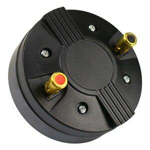 Image 3 - Ghxamp 25 Kern Hoorn Luidspreker Tweeter 25.4 Core Treble Driver Head Titanium Diafragma Professionele Stage 8Ohm 50W
