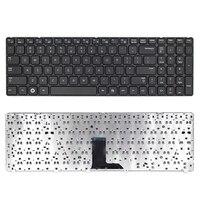 US Laptop Keyboard For Samsung R580 R590 R590E R578 E852 Black Color Original Laptop Keyboard Free