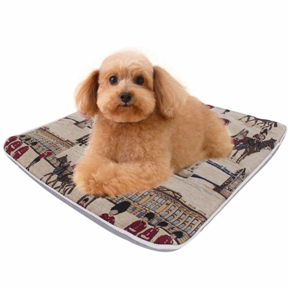 Φ_Φ1 unid impermeable mascotas cachorro gatito eléctrico temperatura ...