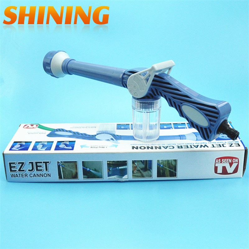 Water Spray Car Washing Car Washer Plastic Garden Hose Pipe Connector Function Ez Jet Water Cannon 8 In 1 Turbo Spray Gun-in Car Washer from Automobiles ...  sc 1 st  AliExpress.com & Water Spray Car Washing Car Washer Plastic Garden Hose Pipe ...