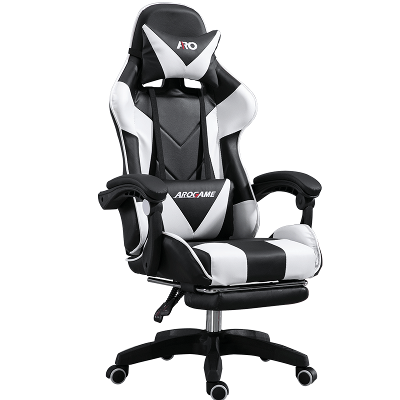 Gaming Chair Household Lifting Swivel Office Computer Chairs With Massage Function Cadeira Silla Oficina Silla Gamer Cadeira