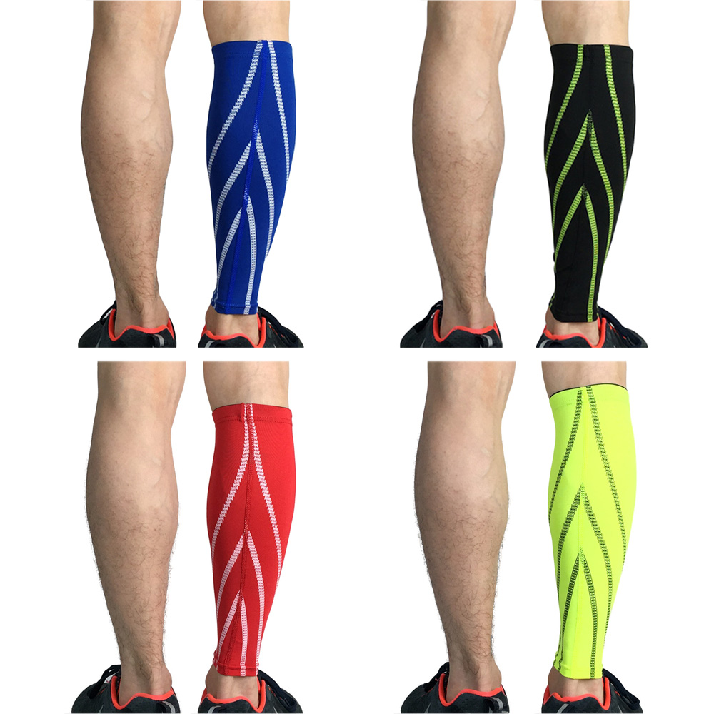 Sports Leg Socks Sleeve Supports Outdoor Sports Running Protective Gear 1PC LFSPR0043