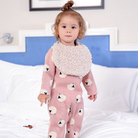 2018 Hot Selling New Baby Girls Clothes Warm Fashion Cotton Baby S Sets AMN1 AMN12