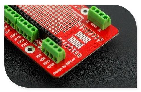 Diy Raspberry PI Режим B + Прототипирования Расширение Щит Совета Rev 1.1-Модули