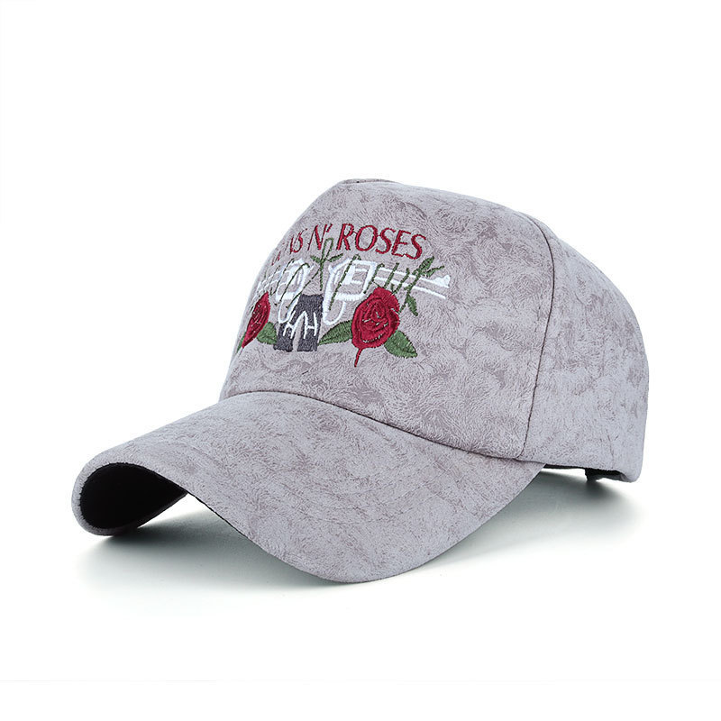e09b680c New arrival high quality Winter snapback cap baseball cap guns roses  embroidery hat for men women boy girl cap B469