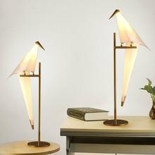 Светодиодный Nordic настольные лампы спальня светильник прикроватные светильники современного освещения домашний стол огни гостиная деко освещения