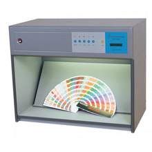 Color Matching Cabinet Colour Assessment Chamber 4 light sources D65 TL84 UV F Customizable AC 220V