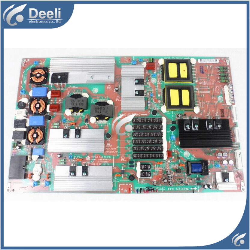 good Working original used for LG LGP4247-10 IOP: EAY60908801 Power Supply Board good working original used for power supply board 50la6970 ue busdljr power supply eax64908101