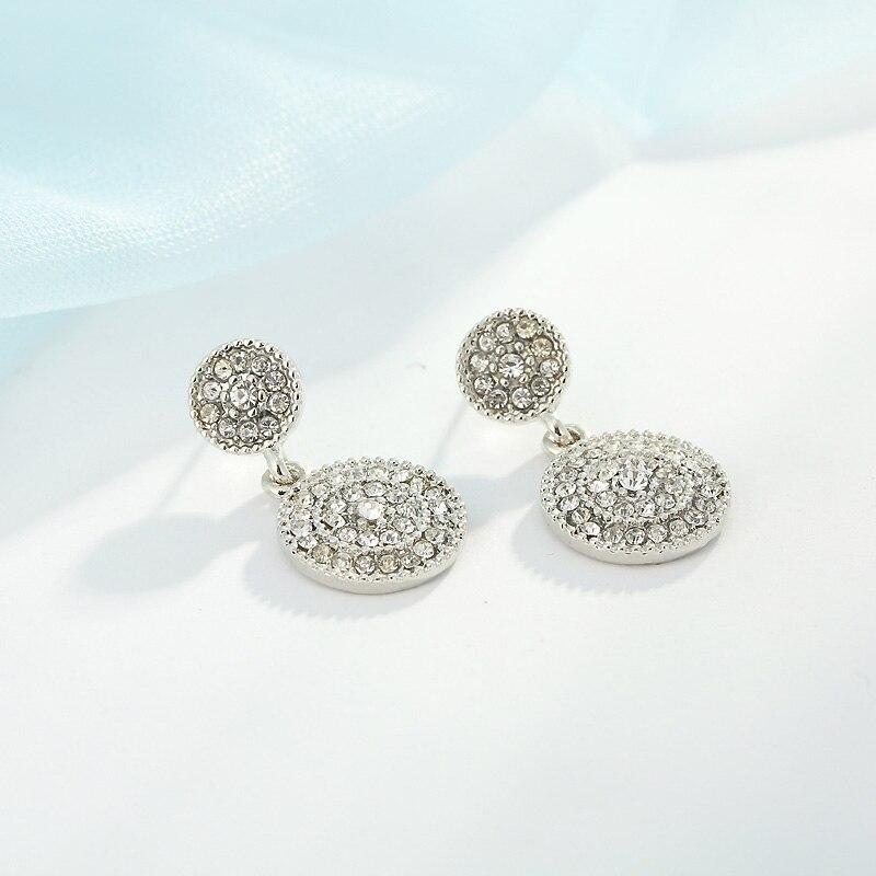 Detail Feedback Questions about Boosbiy Luxury Women Water Drop Pendant  Earrings Elegant Fine Earrings 2018 New / Jewelry Pandora Earrings  Wholesale BPE027 ...