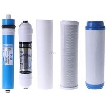 Ensemble de filtres à osmose inverse sur cinq étages, élément de purification deau, accessoires pour filtre à eau