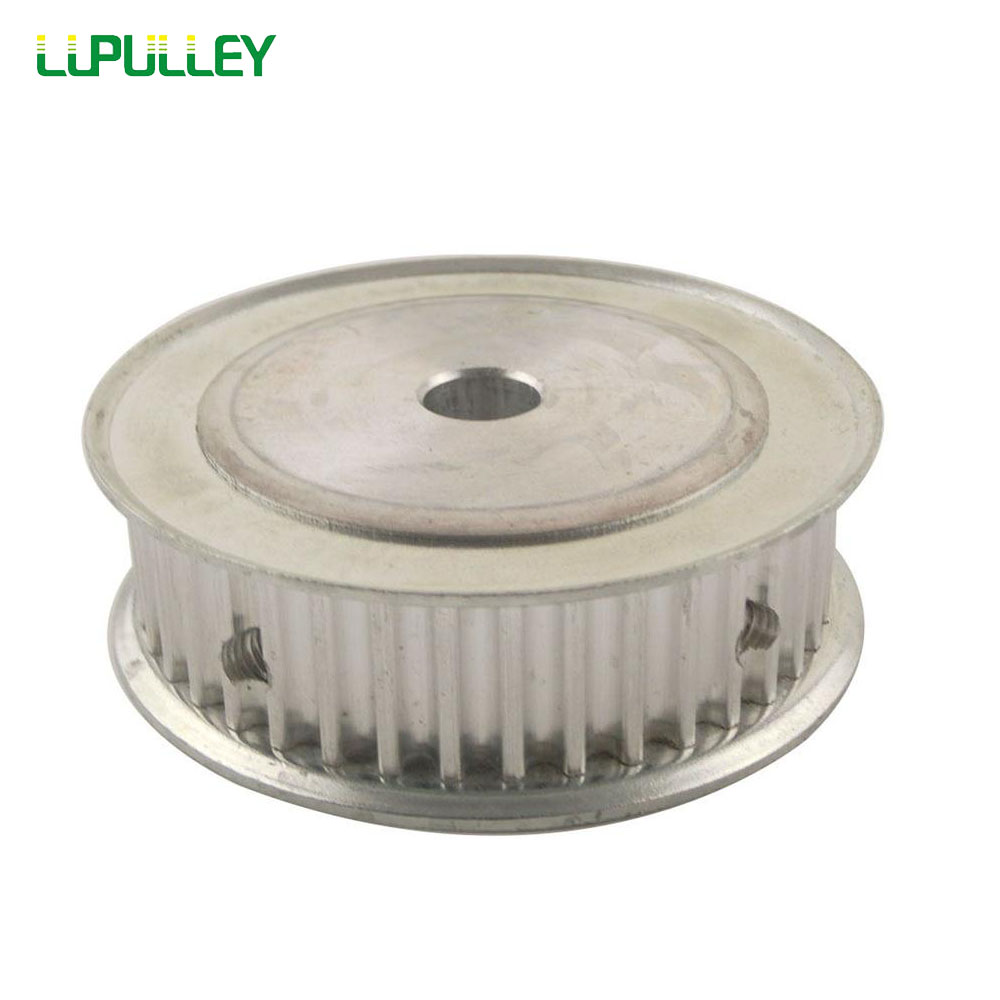 LUPULLEY 1PC 5M 60T Timing Pulley 21mm Belt Width 8mm/10mm/12mm/15mm/17mm/20mm Bore 5mm Pitch HTD Synchronous Belt Pulley