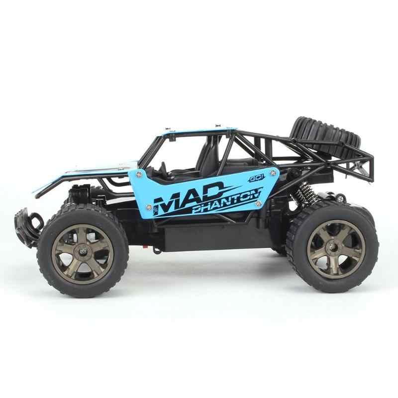 2,4 г Сплав RC Автомобили Электрический высокий гоночный скоростной автомобиль скалолазание бездорожья модель грузовика игрушки Дети подарки на день рождения для мальчиков