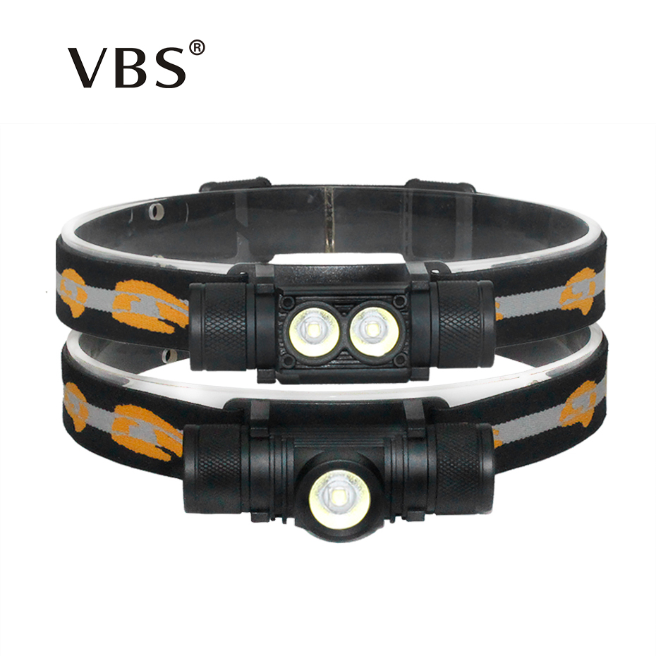 Led Headlamp Head Lamp 18650 7W 10W 1000Lm 2000lm Head Lamps For Hunting Torch Head T6 Flashlight On Forehead Head Lamp