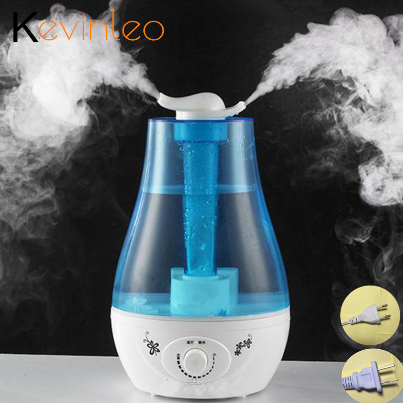 3L Humidifier Diffuser Air Oil Diffuser 25W 110-240V LED Aroma Ultrasonic Mist Humidifier Aromatherapy Ultrasonic Mist Maker