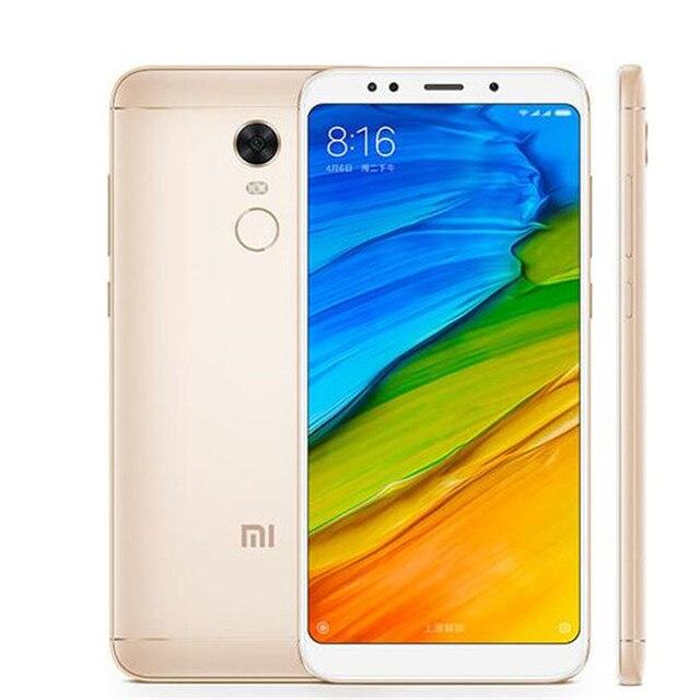 "Presale Original Xiaomi Redmi 5 Plus 3GB 32GB 5.99"" 18:9 Full Screen Smartphone Snapdragon 625 Fingerprint Redmi 5Plus 4000mAh"