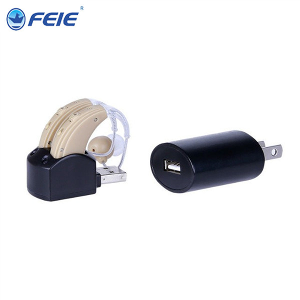 2016 Medical Devices Cheap Voice Amplifier Rechargeable Hearing Aid S-109S devices for hearing mini digital hearing aid voice recorder minds aparelho auditivo 6 canais s 16a free shipping