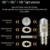 2 x Erro Livre Super Brilhante 6000 K Branco Lâmpadas LED Para Backup Luz reversa 1156 Para Volvo xc60 xc90 s40 v60 v70 s80 c30 v50