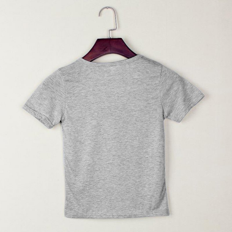 Low-Price-Cute-WILD-CHILD-Letter-Kid-Boy-Girl-Short-Sleeves-Tops-T-Shirt-Casual-Summer-Baby-Clothes-1
