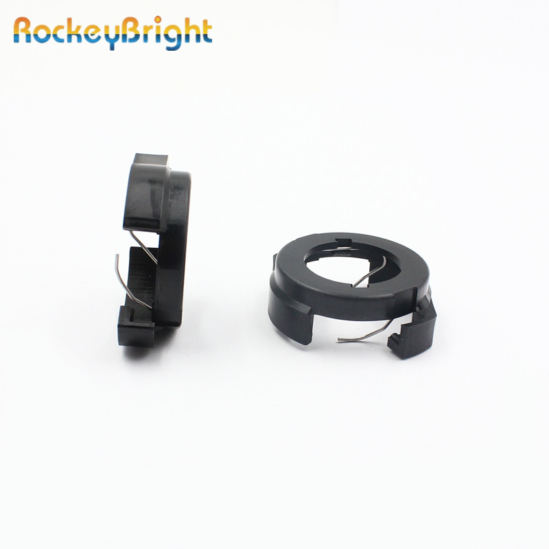 buy rockeybright led h7 bulb holders clips for renault megane 4 h7 led. Black Bedroom Furniture Sets. Home Design Ideas