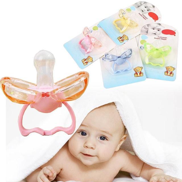 Baby, Kleinkind Automatische Schließen Schnuller Schlafen Ruhig Mund ...