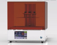 RE6 PLUS all aluminum large size LCD curable photosensitive resin teeth jewelry 3D printer set