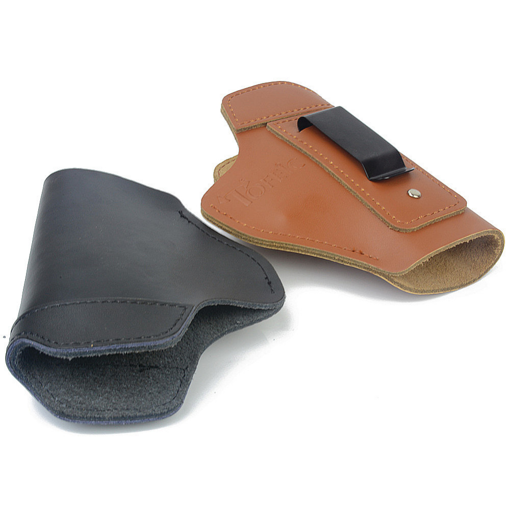 Leather Inside The Waistband Holster Concealed Carry Gun Holster Fit for Glock 17 19 26 42 43  Springfield XDLeather Inside The Waistband Holster Concealed Carry Gun Holster Fit for Glock 17 19 26 42 43  Springfield XD