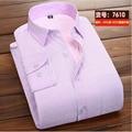 shirt Free shipping Men's Shirt,New men's long Sleeve Casual Shirts Slim fit French Cufflink Dress Shirts For Men Big