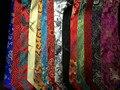 2015 de La Moda de seda lazo del negocio del entretenimiento cenas, elementos chinos en el último lazo superior, regalo de cumpleaños regalo de un hombre