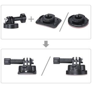 Image 4 - Ulanzi Osmo eylem kamera aksesuarları kiti Gopro adaptör montaj tutucu 3M yapıştırıcı macun Sticker Osmo için eylem
