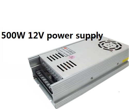 switching power supply 24V 21A 500W single output input LED power supply transformer 220v 110v AC to DC 24V for cctv led light 500w 36v single output switching power supply s 500w 36 ac to dc smps block power a class